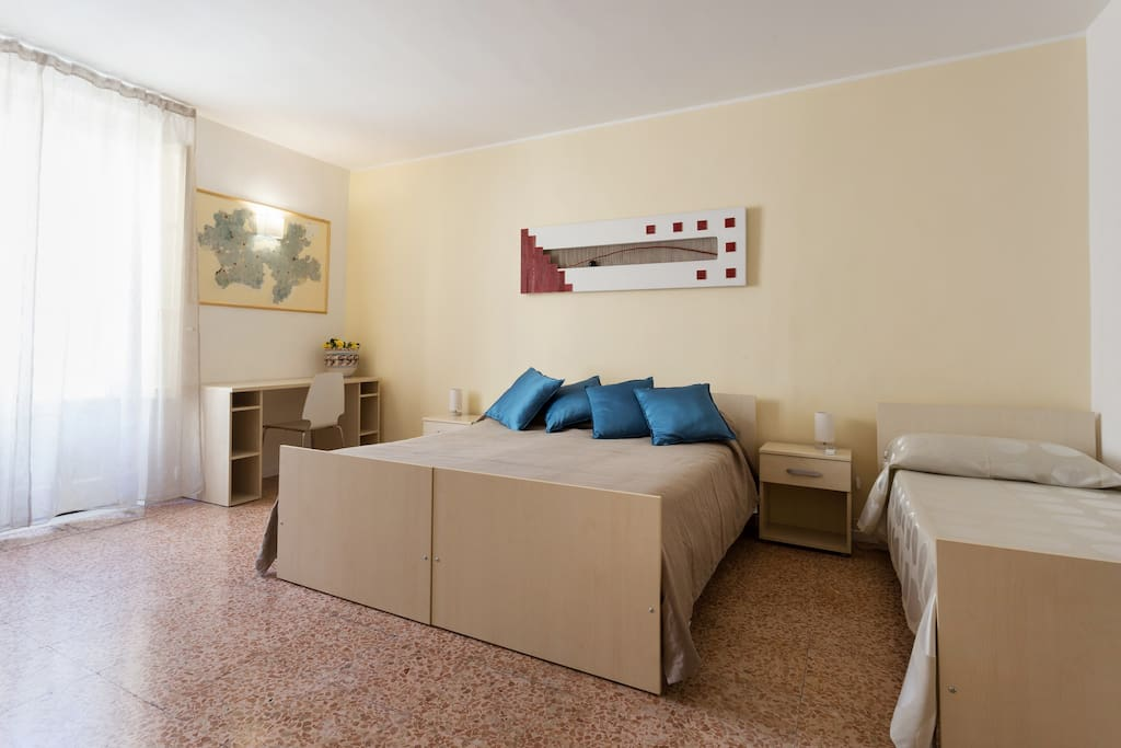 Private Balcony in Master Bedroom
