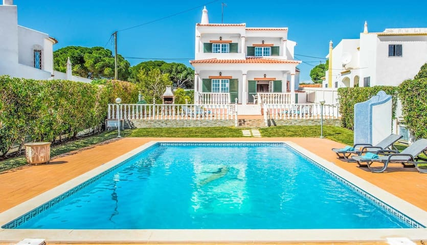 Casa do Algarve, Air/Con, WiFi, Private Pool