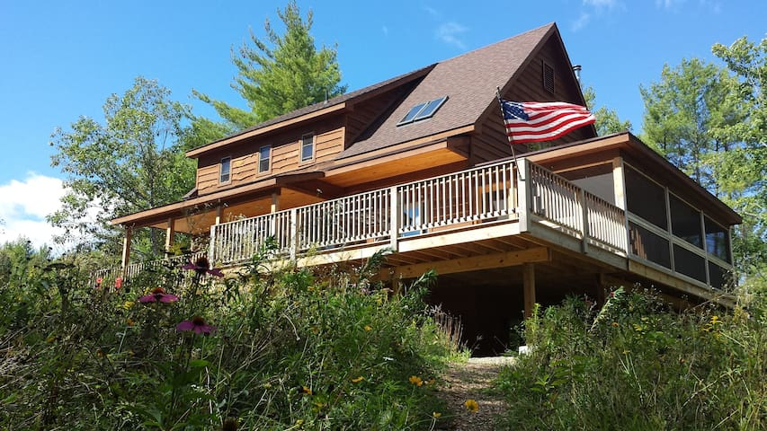 Schroon Lakeside house, Adirondacks, near Gore Mtn - Schroon Lake - Haus