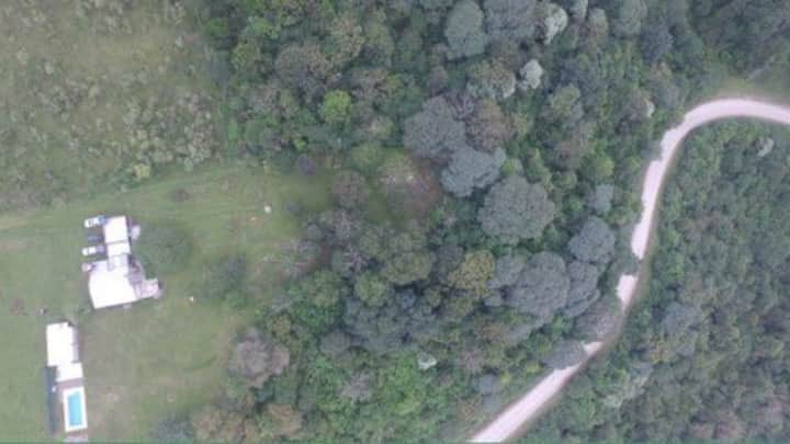 Apacheta de Nogalito/ living in nature