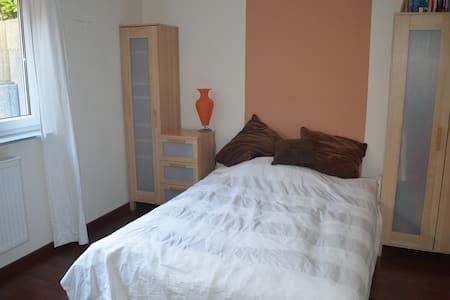 Gästezimmer im Souterrain, ca 25 qm - Halstenbek - Haus