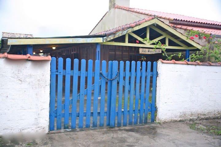 La Cabana - Ilha Comprida - Houten huisje