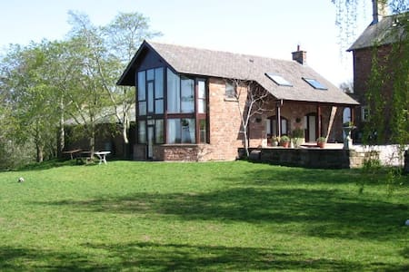 Chapel House Cottage - Low Cotehill - Dom