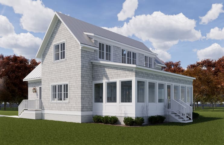 New build in 2020!  Sunrise Lane Beach House