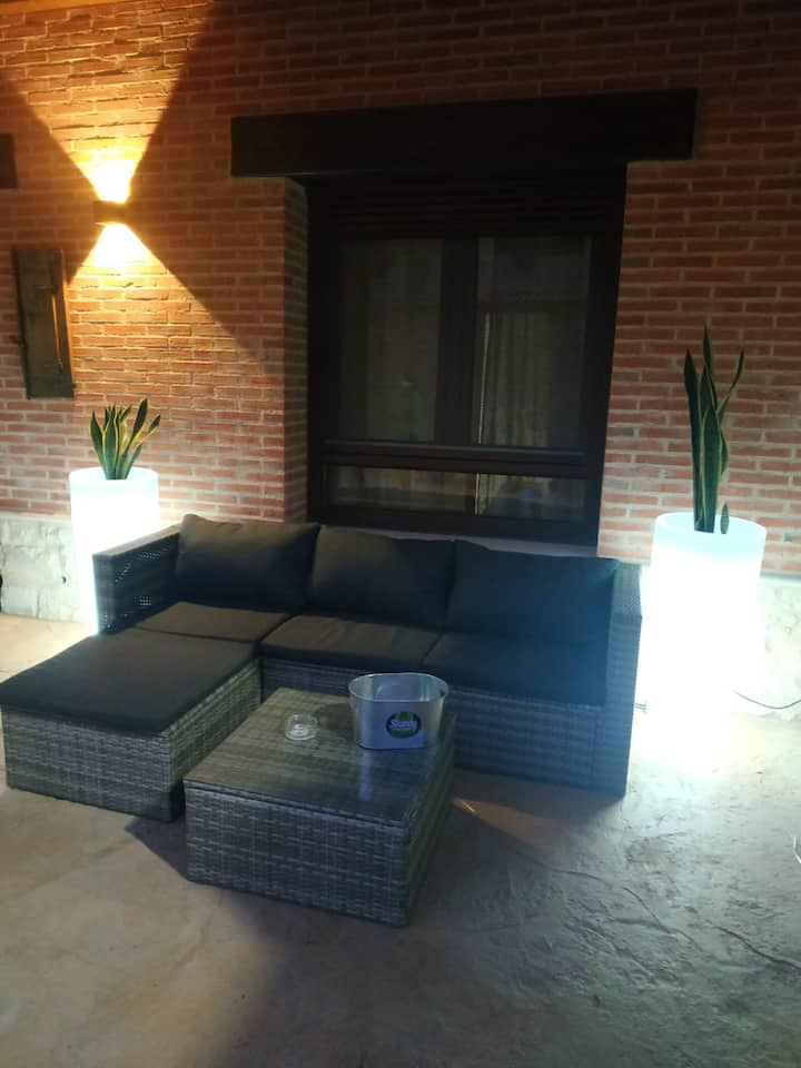 Casa Rural La Olma, relájate y disfruta.