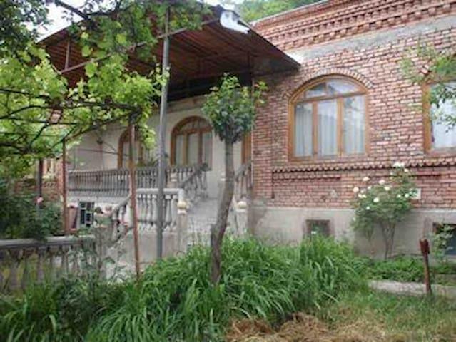Shota's GuestHouse - Borjomi - Ev