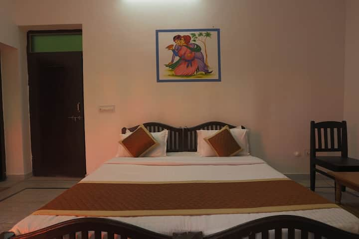 Royal rajputhana stay in pushkar