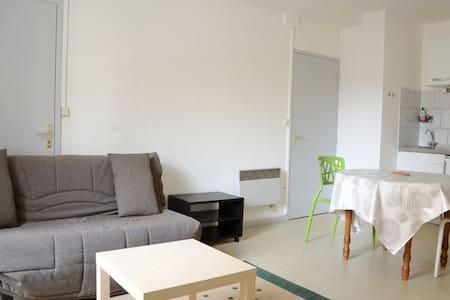 Appartement au calme plein centre ville - Saint-Palais - Byt