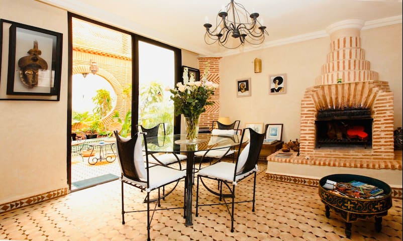 Discover Agadir through This Luxury Villa