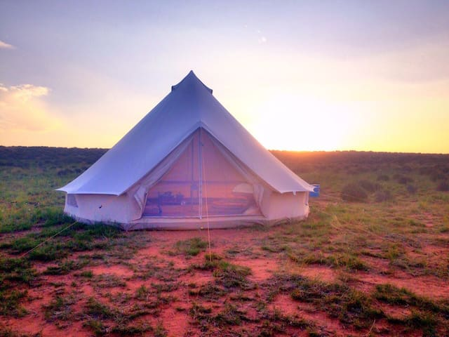 Bell Tent Glamping on Navajoland - Page - Penzion (B&B)