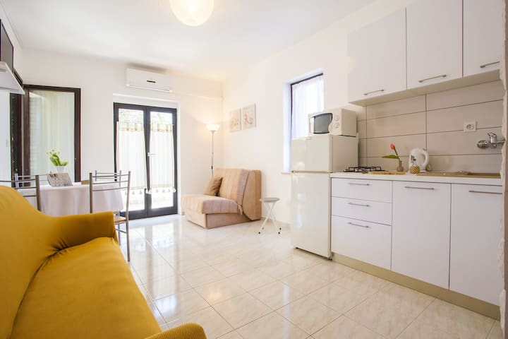 Modern apartment in Brijuni riviera
