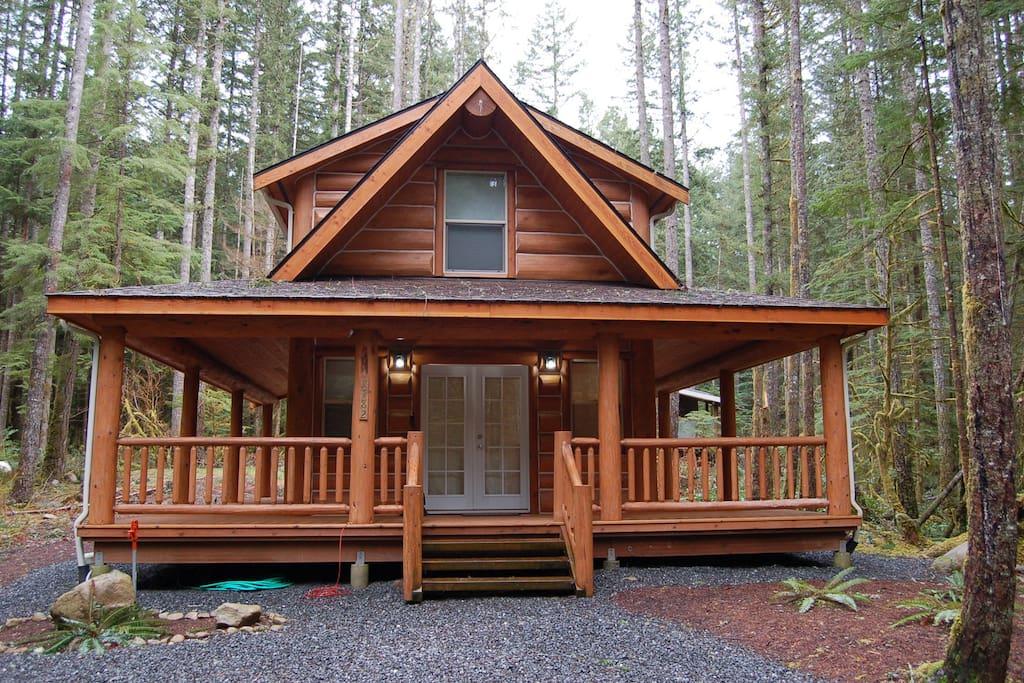 The Kulshan Cabin