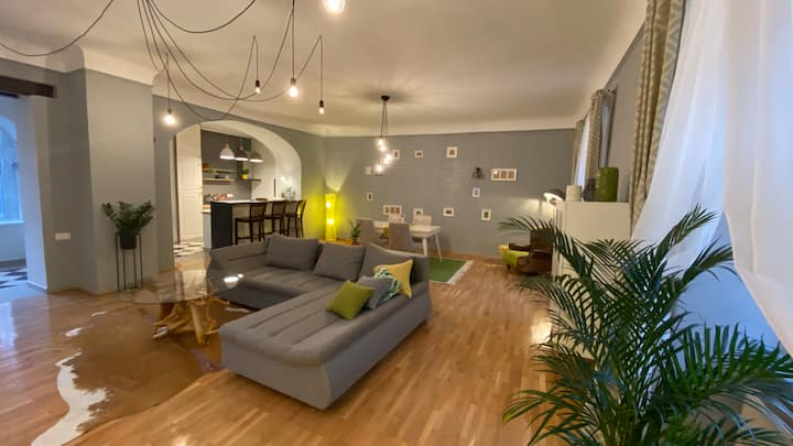 THE MOST CENTRAL APARTMENT in TIMISOARA