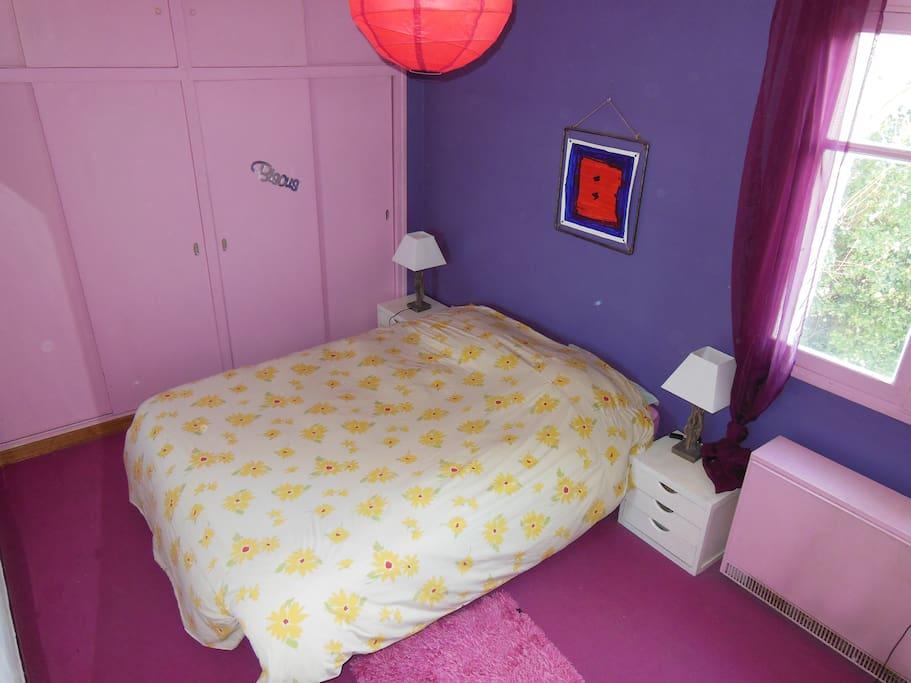 Chambre rose, la plus douce