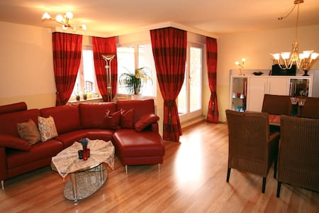 Mokni's Palais-2-Zimmer-Appartement - Bad Wildbad