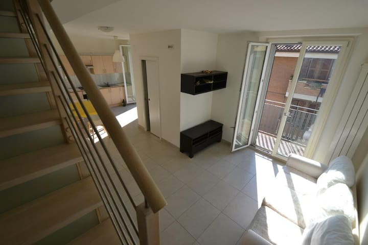 Two Bedroom flat 2 minutes away from Beach/Seaside - Porto Sant'Elpidio - Apartamento