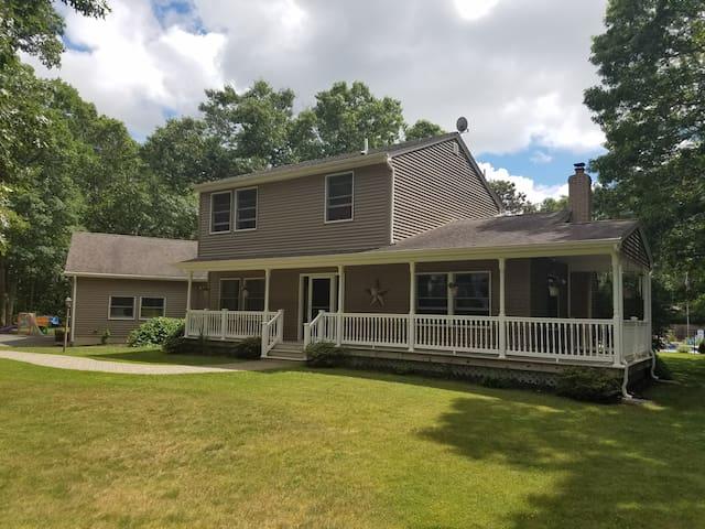 Backyard oasis - Smithtown - Дом