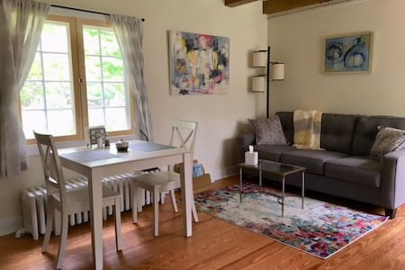 Chic Country Apt in Woodstock, NY
