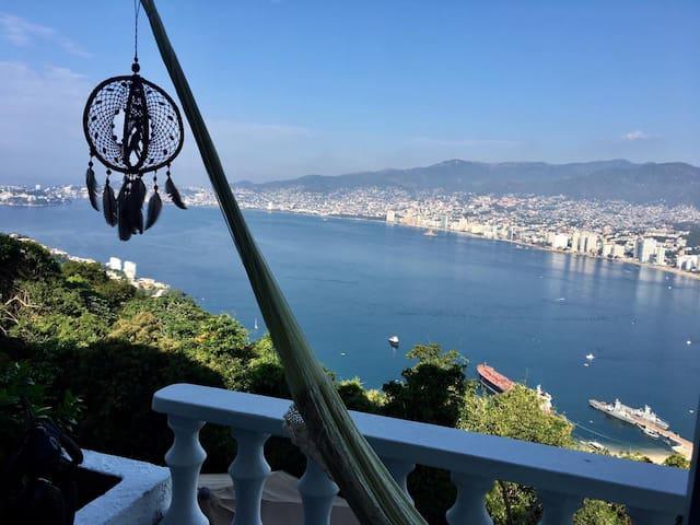 Vista espectacular Acapulco