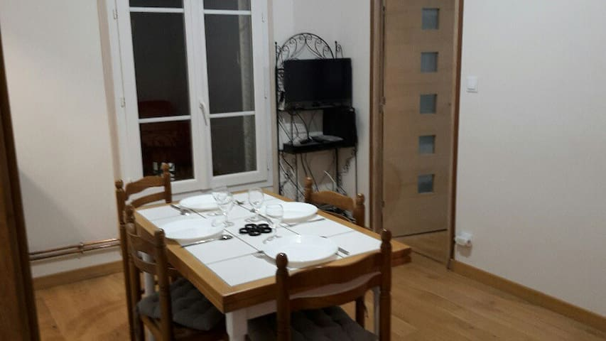 Appartement confortable proche de Paris