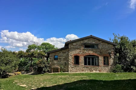 Small stonehouse, great place - Piozzano - Haus