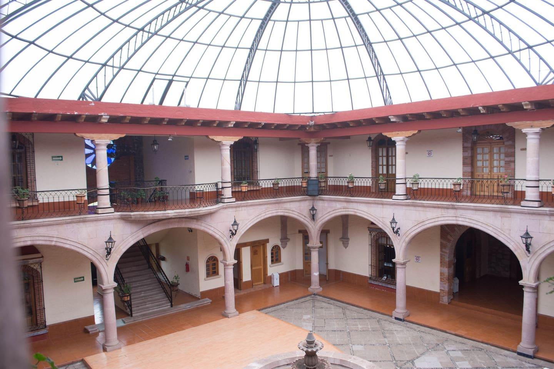 Fachada Hacienda Yemila