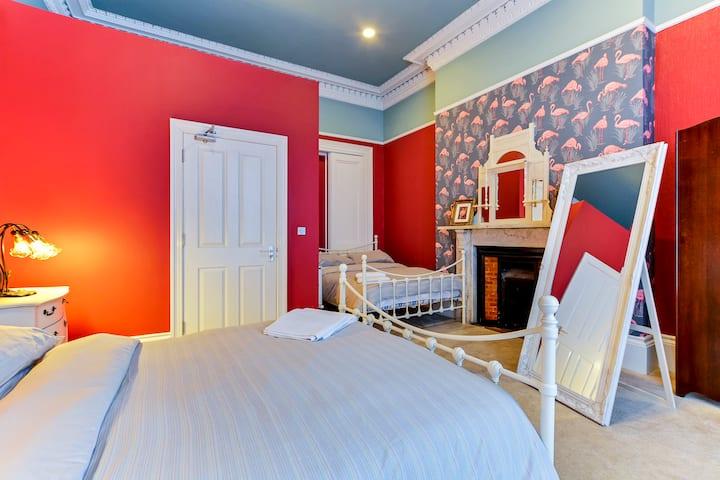 Bedroom 4 at Crawford Square