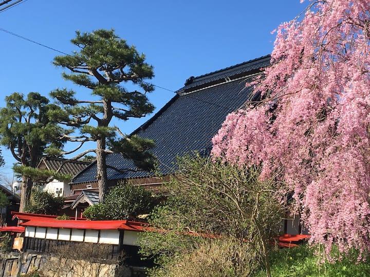 Private Farmhouse stay outside Kyoto,Dog accept