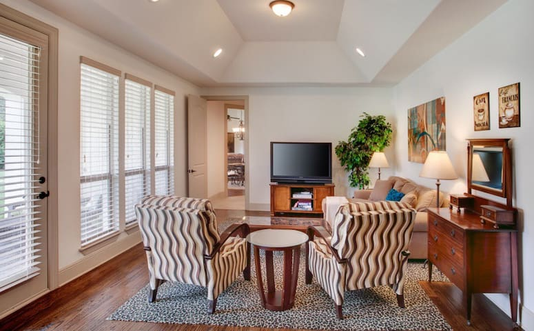 2 Bedroom Suite on 2 Acre Homesite - McKinney - Lejlighed