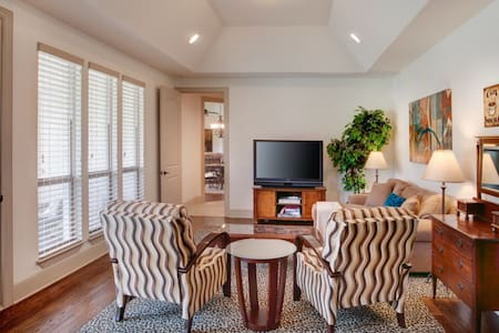 2 Bedroom Suite on 2 Acre Homesite - McKinney