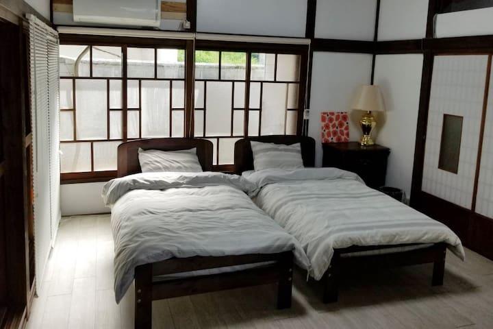 〜三浦三崎の古民家〜 モダンヴィンテージハウスでオンリーワンの空間を満喫!