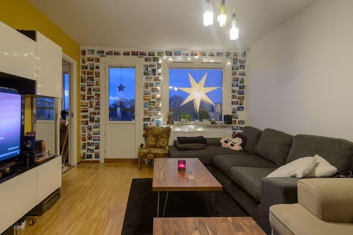 Cozy apartment - Malmö - Wohnung