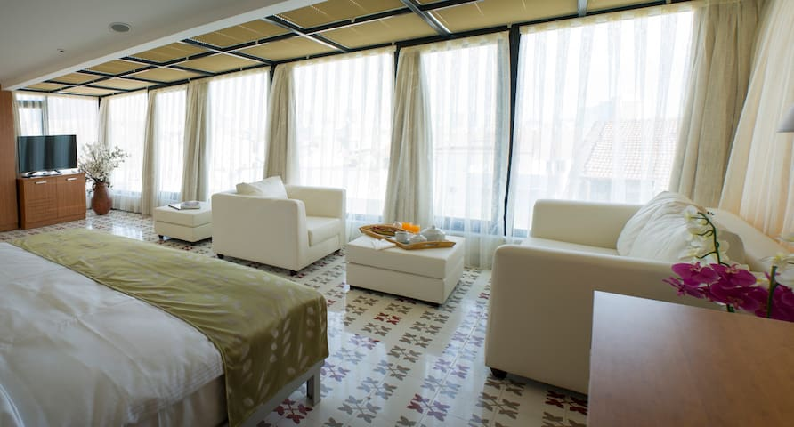 Wame Suite 3 rooms Connecting Private Apartments - Şişli - Bed & Breakfast