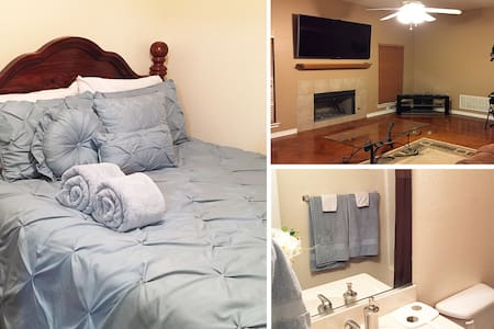 Amenities Galore Near I-35/UNT/TWU! - Denton - บ้าน