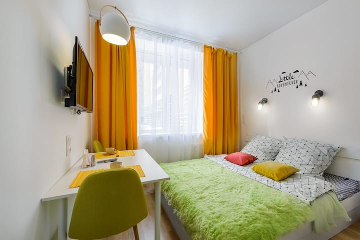 Апартаменты в поселке Песочный (2)