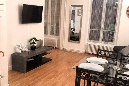 Lafayette Flat - Paris-8E-Arrondissement - Appartement
