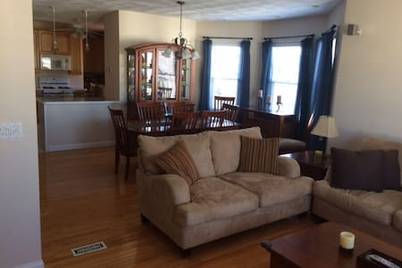 Clean, bright, fully furnished apt - Cambridge - Apartment