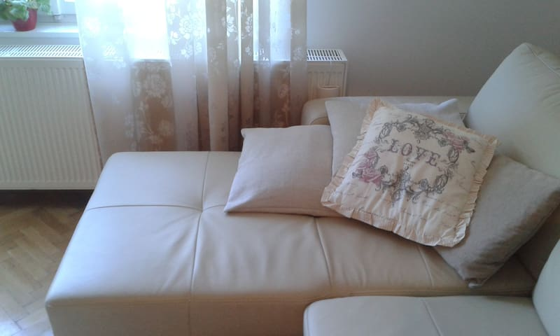 Feel at home on my sofa in the center! - Zagreb - Huoneisto