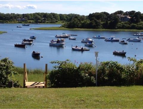 Oceanfront Chatham Village Home