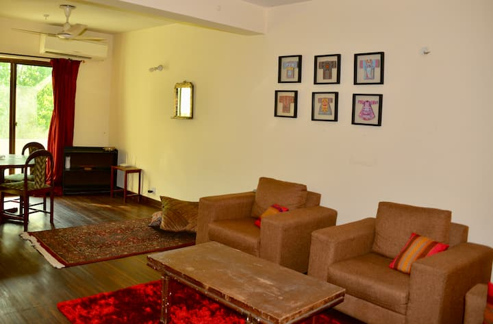 Females only- Spacious flat by Centaurus Islamabad