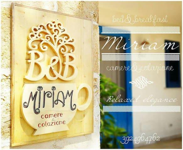 """B&B Miriam - """"Torre"""""""