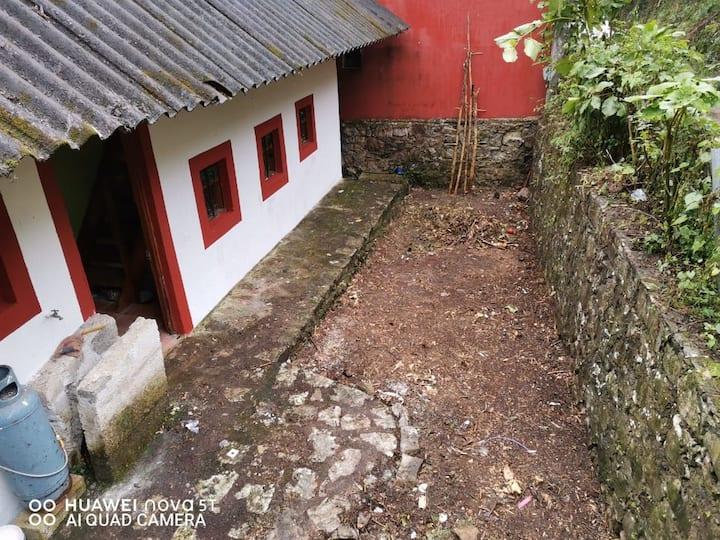 Hermosa cabaña rustica en Cuetzalan, pueblo magico