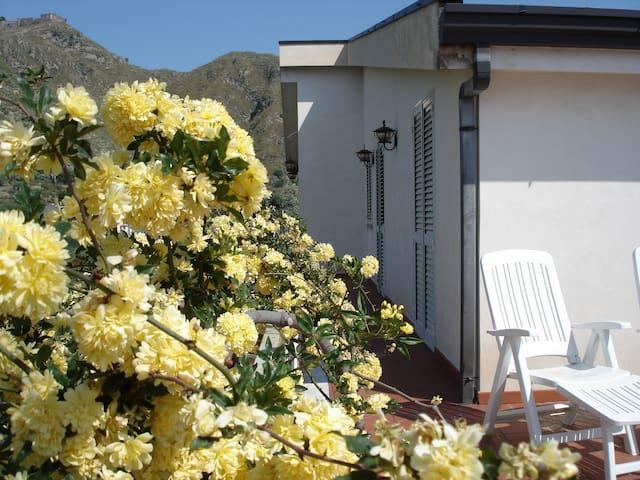 Casa Melo vicino Taormina - Calatabiano - Lägenhet