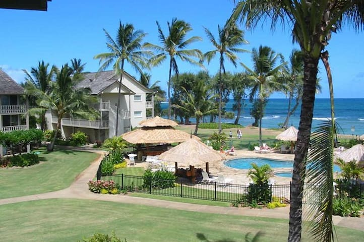 This, your Stunning Ocean View! Oceanfront Resort!