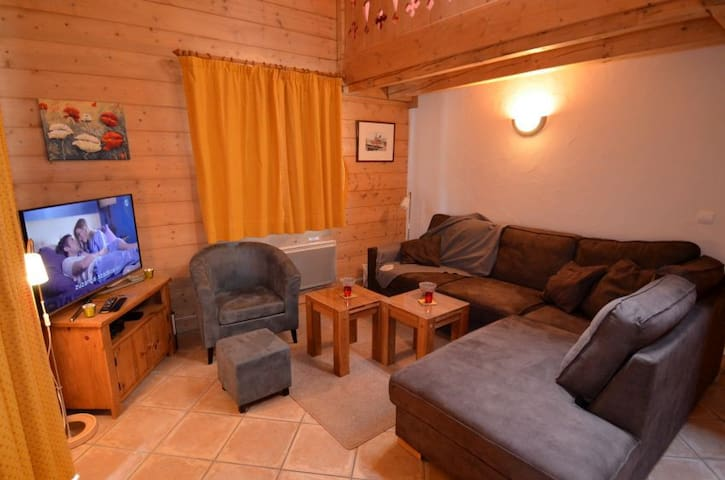 Beautiful apartment in the 3 Valleys