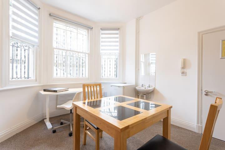 Ample Family Bedroom in Kensington