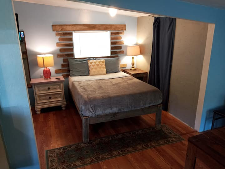Cozy Casita private tiny home downtown sanitized