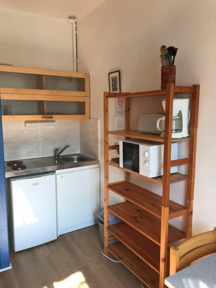 Appartement studio Saint Malo
