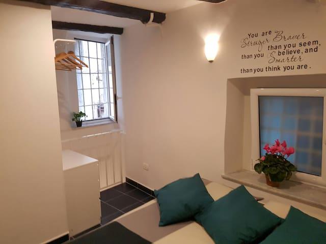 Sweet flat. Tribunali free wifi 3 - Napoli, Campania, IT - Daire