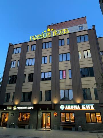 Premium Hotel Славянск